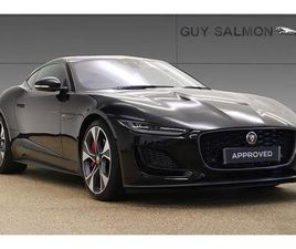 JAGUAR F-TYPE COUPE SPECIAL EDITIONS 5.0 P450 S/C V8 FIRST EDITION 2DR AUTO AWD