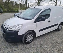 CITROËN BERLINGO 2016 FOR SALE IN CORK FOR €5,500 ON DONEDEAL