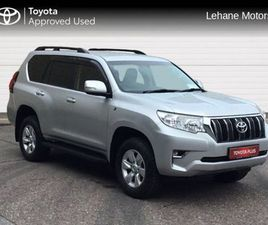 TOYOTA LANDCRUISER LC LWB BUSINESS AUTO FOR SALE IN CORK FOR €56,900 ON DONEDEAL