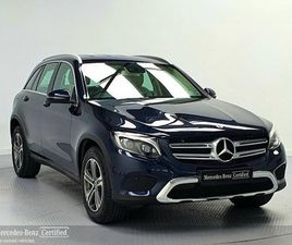 MERCEDES-BENZ GLC-CLASS 220 D 4MATIC FOR SALE IN GALWAY FOR €42,900 ON DONEDEAL