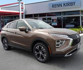 BRAND NEW BROWN COLOR 2022 MITSUBISHI ECLIPSE CROSS SEL FOR SALE IN FREDERICK, MD 21704. V