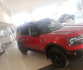 FORD BRONCO 2.0T SPORT FIRST EDITION