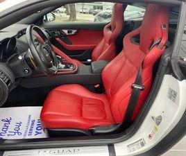 2016 JAGUAR F-TYPE S,AWD,SUPERCHARGE,380HP,NAV,CAMERA,GLASS ROOF