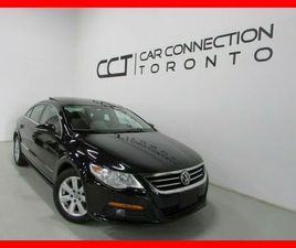 2010 VOLKSWAGEN PASSAT CC SPORTLINE *6SPD/LEATHER/SUNROOF/LOADED!!!* | CARS & TRUCKS | CIT