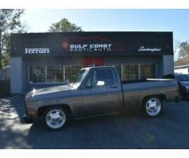 1985 CHEVROLET OTHER PICKUPS C10 2DR STANDARD CAB SB