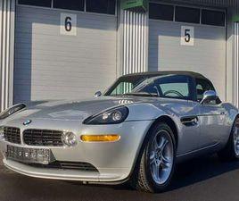 BMW Z8 MIT ERST 524 KILOMETERN