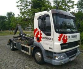 ② DAF LF VDL CONTAINERSYSTEEM - CAMIONS