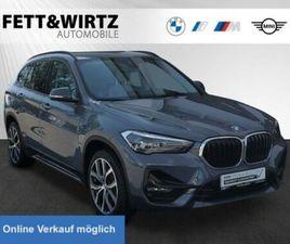 BMW X1 XDRIVE20D SPORT LINE AUT. HUD LED AHK NAVI+