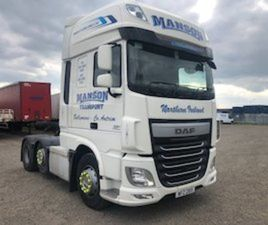 2015 DAF XF460 6X2 FOR SALE IN ANTRIM FOR £18950 ON DONEDEAL
