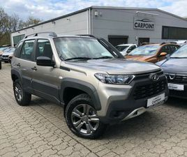 TRAVEL 1.7 4X4 LUXE OFF-ROAD ALLE FARBEN