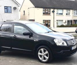 10 NISSAN QASHQAI +2 2.0DCI 4WD FOR SALE IN DUBLIN FOR €3950 ON DONEDEAL