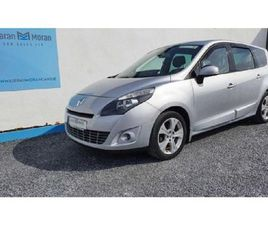 RENAULT GRAND SCENIC 7-SEATER TOMTOM ECO2 FOR SALE IN GALWAY FOR €4,950 ON DONEDEAL