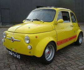 FIAT 500 1971 ABARTH REPLICA