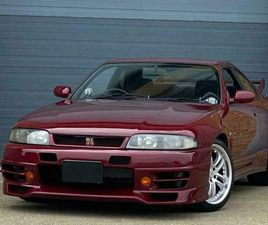 NISSAN SKYLINE GTST 2.5 TURBO SIMPLY IMMACULATE THROUGHOUT. MUST BE SEEN.