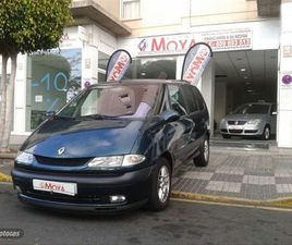 RENAULT GRAND ESPACE EXPRESSION 2.2DCI