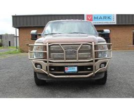 KING RANCH CREW CAB 156 4WD