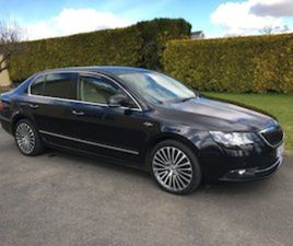 SKODA SUPERB - LAURIN & KLEMENT FOR SALE IN WEXFORD FOR €11900 ON DONEDEAL