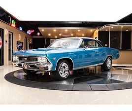 FOR SALE: 1966 CHEVROLET CHEVELLE IN PLYMOUTH, MICHIGAN