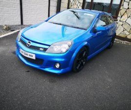 2007 OPEL ASTRA OPC SWAP E60 M SPORT/X5 FOR SALE IN KILDARE FOR €4200 ON DONEDEAL