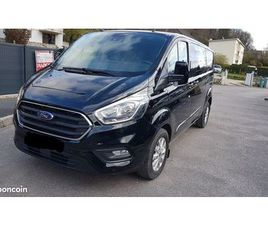 FORD CUSTOM LIMITED 6 PLACES L2H1