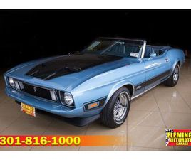 FOR SALE: 1973 FORD MUSTANG IN ROCKVILLE, MARYLAND