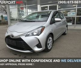 2018 TOYOTA YARIS 1.50 LE HATCHBACK/ AUTOMATIC/AC/ POWER GROUP