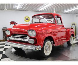 FOR SALE: 1958 CHEVROLET 3100 IN CLARENCE, IOWA