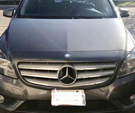 2013 MERCEDES B250   CARS & TRUCKS   MISSISSAUGA / PEEL REGION   KIJIJI