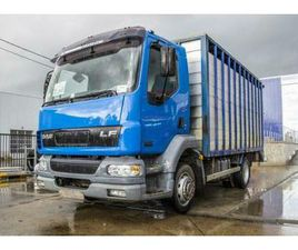 ② DAF LF 55.180 (BJ 2006) - CAMIONS