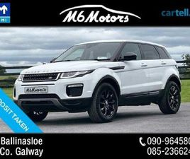 LAND ROVER RANGE ROVER EVOQUE ED4 150HP SE TECH 2 FOR SALE IN GALWAY FOR €32,950 ON DONEDE