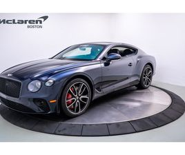 2020 BENTLEY CONTINENTAL GT GT V8