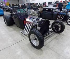1923 T-BUCKET HOT ROD