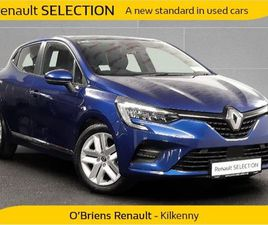 RENAULT CLIO DYNAMIQUE NAV 1.0 TCE 100 BHP 5DR 9 FOR SALE IN KILKENNY FOR €19,400 ON DONED