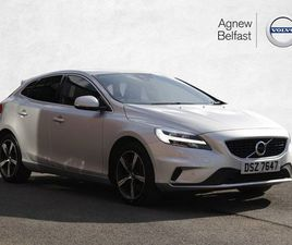 VOLVO V40 T3 [152] R DESIGN EDITION 5DR GEARTRONIC 1.5