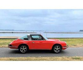 PORSCHE 912 TARGA SWB REVISED ENGINE GREAT CONDITION