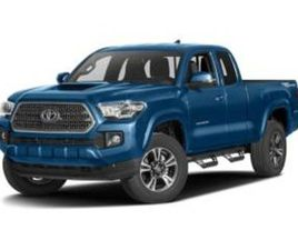 TRD SPORT ACCESS CAB 6.1' BED V6 4WD MANUAL