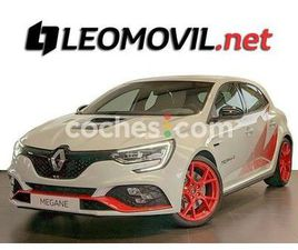 RENAULT MÉGANE 1.8 TCE GPF RS TROPHY 221KW