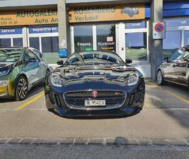 F-TYPE CONVERTIBLE S 3.0 V6 S/C AWD