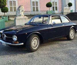 ALFA ROMEO GT JUNIOR 1600, CLASIC-DATA ZUSTAND 2