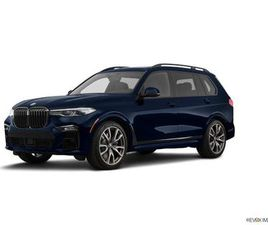BRAND NEW BLACK COLOR 2021 BMW X7 M50I FOR SALE IN DOYLESTOWN, PA 18901. VIN IS 5UXCX6C0XM