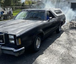 1978 FORD RANCHERO GT | CLASSIC CARS | WINDSOR REGION | KIJIJI