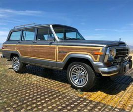 FOR SALE: 1991 JEEP WAGONEER IN CADILLAC, MICHIGAN