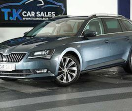 17 SKODA SUPERB LAURIN AND KLEMENT EDITION 2.0 FOR SALE IN GALWAY FOR €19950 ON DONEDEAL