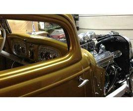 1934 FORD HOT ROD, 312 Y BLOCK, BORG WARNER T5