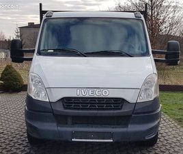 CAMION-BENNE < 3.5T IVECO DAILY