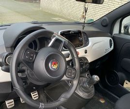 FIAT 500 ABARTH 595. 140PS