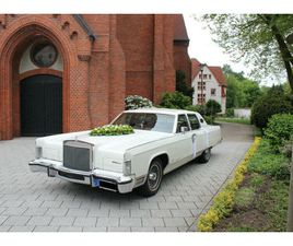 LINCOLN CONTINENTAL TOWNCAR 1977 LIMOUSINE - TOP ZUSTAND