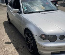BMW SERIE 3 E46 COMPACT