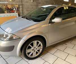 RENAULT MEGANE 1.9 DCI 115 CABRIOLET 2006 PACK LUXE