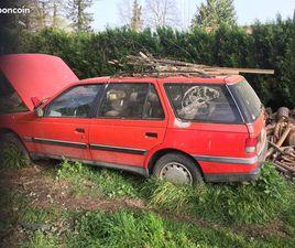 PEUGEOT 405 BREAK 1991 POUR PIÈCES